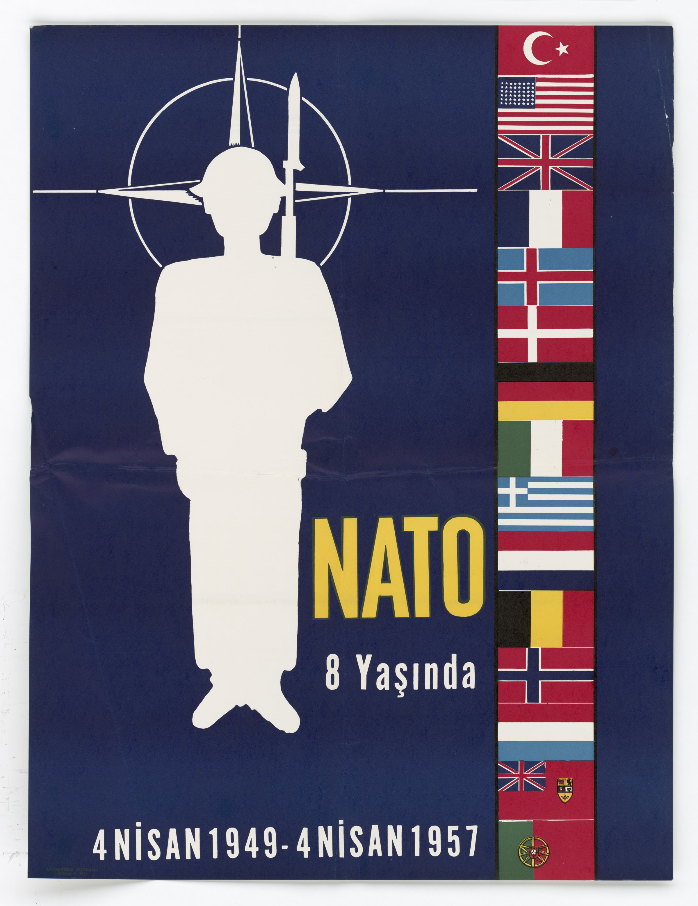 Nato S Posters The Devil Of History